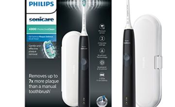 64% off Philips Sonicare ProtectiveClean 4300 Electric Toothbrush with Travel Case