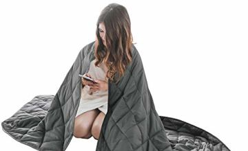 20% off Leefun Weighted Blankets