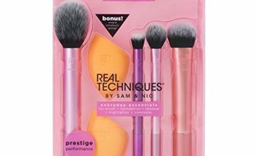 20% off Real Techniques Everyday Essentials Plus (Amazon Exclusive)