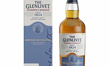 Save on Glenlivet Founders Reserve and More