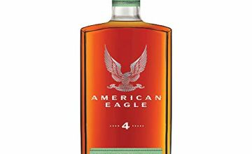 Over 10% off American Eagle Bourbon 4 Year Old, 70 cl