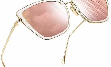 Joopin Designer Cateye Sunglasses for Women - UV Protection