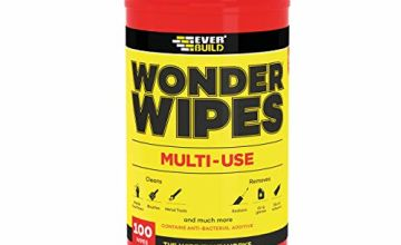Wonder Wipes Multi-Use Cleaning Wipes, 100 Wipes
