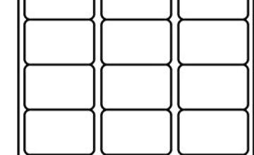 100 Sheets of A4 Sheet Labels 21 Labels Per Sheet Size 63.5 x 38.1mm MS Compatible Codes L7160/J8160 - LABELS4U®™