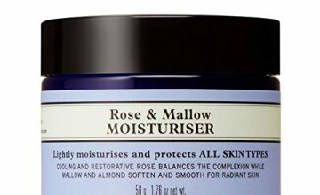 Neal's Yard Remedies Rose & Mallow Moisturiser, 50 ml