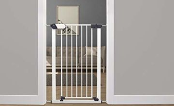 Callowesse Saluki Tall Narrow Pet Gate