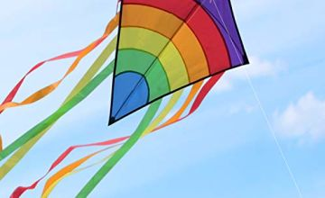 Homegoo Huge Colorful Kites