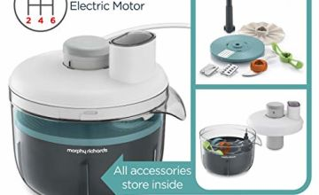 At least 15% off Morphy Richards Food Processor