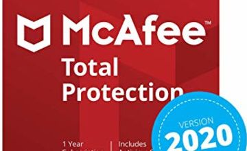 Up to 70% off McAfee Total Protection (Digital Download)