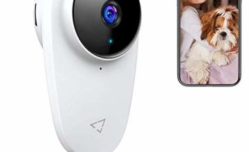 Victure Baby Monitor Pet WiFi Camera 1080P 2.4Ghz Indoor Cam