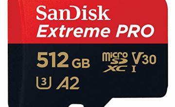 Up to 25% off SanDisk Memory & Storage