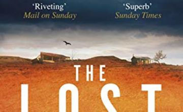 "Today only: ""The Lost Man"" and more from 99p"