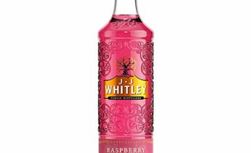 Over 10% Off JJ Whitley Raspberry Vodka, J.J. Whitley Watermelon and Lime Vodka, 70 cl and more
