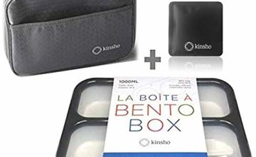 Leakproof Bento-Box Lunch-Boxes for Kids Adults