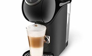 NESCAFÉ Dolce Gusto Genio S Plus Automatic Coffee Machine Black by Krups