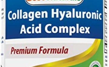 Save on Best Naturals Collagen Hyaluronic Acid Complex, 1410 mg/Serving, 120 Capsules and more