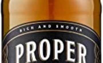 Save on Bushmills Black Bush Irish Whiskey 1L and Proper N12 1L