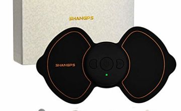 Wireless TENS Massager for Back Pain