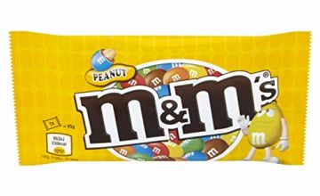 Up to 25% off M&Ms & Skittles