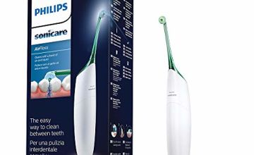 Save on Philips Sonicare AirFloss Power Flosser, 2020 Edition, Interdental Cleaner for Removing Plaque - White - HX8261/01 and more