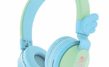 Riwbox BT05 Wings Kids Headphones Wireless