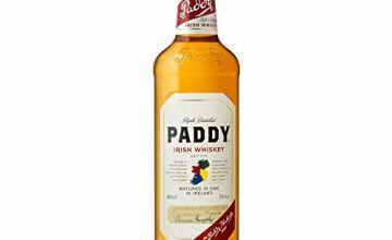 Paddy Irish Whisky, 70cl