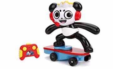 Ryans World RC Skateboard Stunt Panda