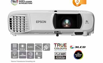 Epson EH-TW650 Gaming & Home Cinema Projector
