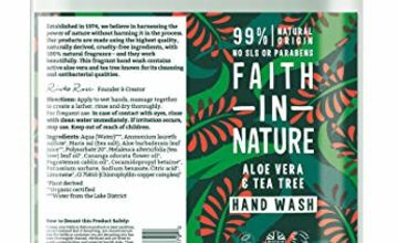 20% Off Faith in Nature 5L Hand Wash
