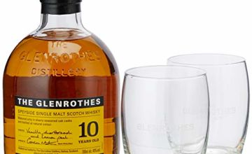Save on Bushmills and Glenrothes Whisky