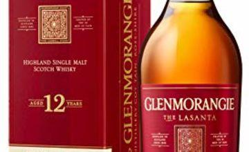 Glenmorangie Lasanta Malt Whisky, 70cl