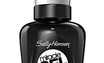 Sally Hansen Miracle Gel Nail Polish, Top Coat 14.7 ml