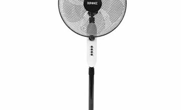 30% off Pedastal Fans by Duronic