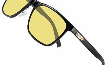 DUCO Unisex Glasses