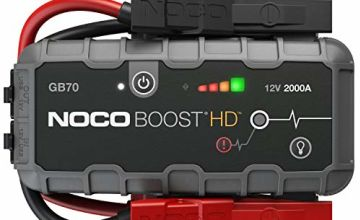 Save on NOCO Boost HD GB70 2000 Amp 12-Volt UltraSafe Portable Lithium Car Battery Booster Jump Starter Power Pack For Up To 8-Liter Petrol And 6-Liter Diesel Engines and more