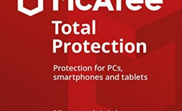 Up to 30% off McAfee Antivirus Software