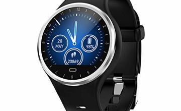 LHMZNIY M8 Multi-Function Smart Watch with Remote Camera, IP