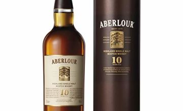 Aberlour 10 Year Old Single Malt Scotch Whisky, 70 cl (Double Cask Matured)