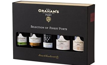 25% off Graham's and Dow's Port