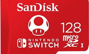 Up to 20% SanDisk Gaming Memory & Storage