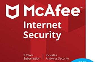 Up to 60% off McAfee Internet Security (Digital Download)