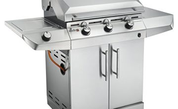 Up to 15% off of Char-Broil BBQs and accessories