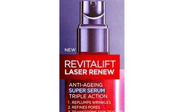 L'Oreal Paris Revitalift Laser Renew Anti-Ageing Pro-Xylane Skin Care Serum