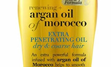 Save on Best Selling OGX Hair Oils