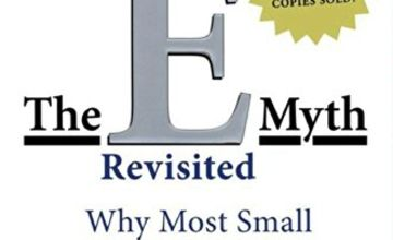 "Today only: ""The E-Myth Revisited"" and more from 99p"