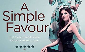 Save on A Simple Favour [DVD] [2018] and more