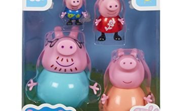 Peppa Pig 06666 Family Figures Pack