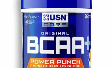 Save on USN BCAA Power Punch Branch Chain Amino Acids BCAA Powder Range and more