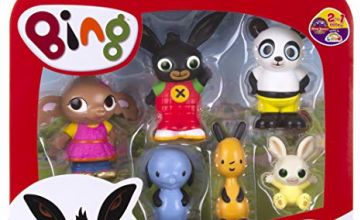 Bing 3519 & Friends 6 Figure Gift, Set