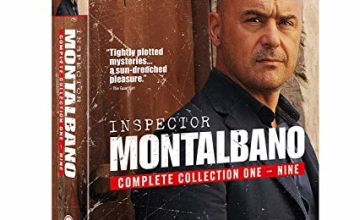 Inspector Montalbano Complete 1-9 Box Set [DVD]